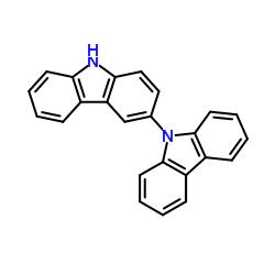 3-carbazol-9-yl-9H-carbazole CAS:18628-07-4 manufacturer & supplier