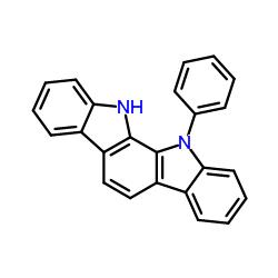 11-Phenyl-11,12-dihydroindolo[2,3-a]carbazole CAS:1024598-06-8 manufacturer & supplier