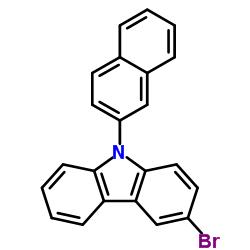 3-bromo-9-naphthalen-2-ylcarbazole CAS:934545-80-9 manufacturer & supplier